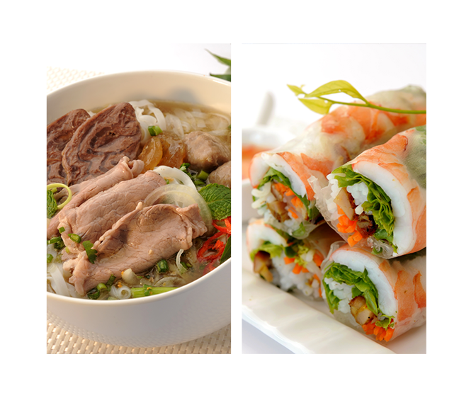 Vietnamese Food & Restaurant in Singapore with Vietnam Food Delivery