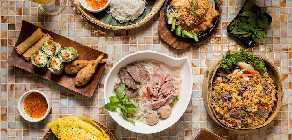 The best places to order fulfil your vietnamese dish