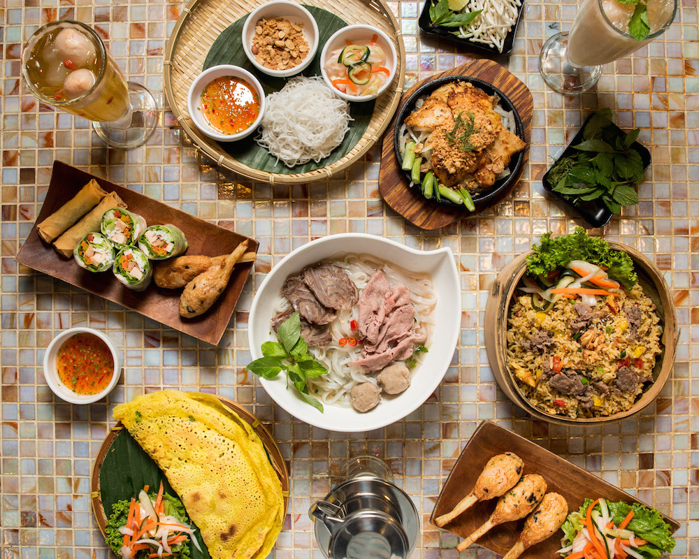 The best places to order to fulfil your Vietnamese dish