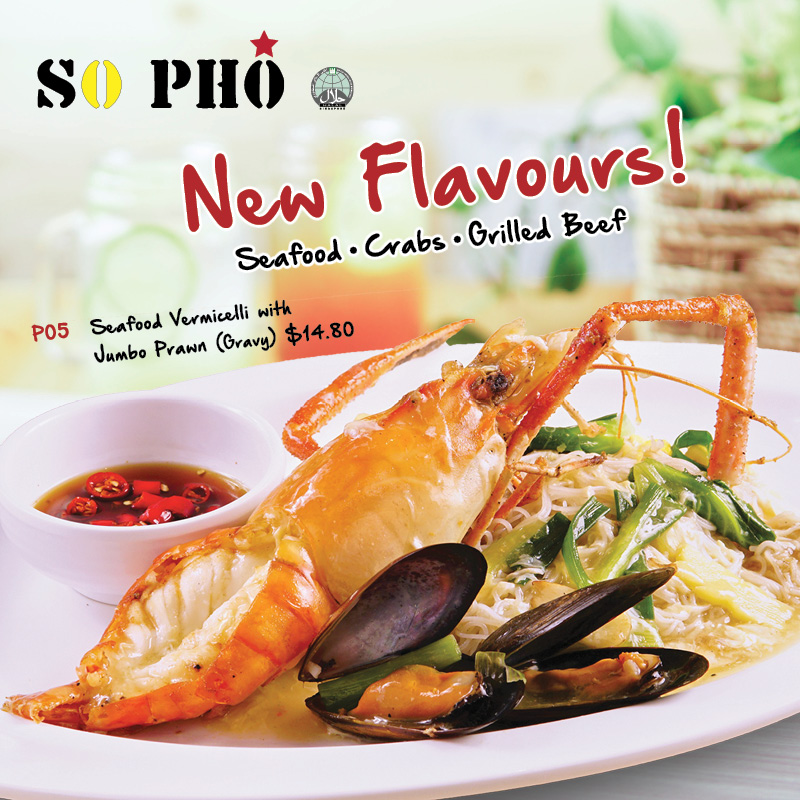 News And Updates | So Pho Vietnamese Food